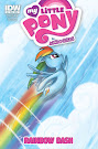 My Little Pony Micro Series #2 Comic Cover A Variant