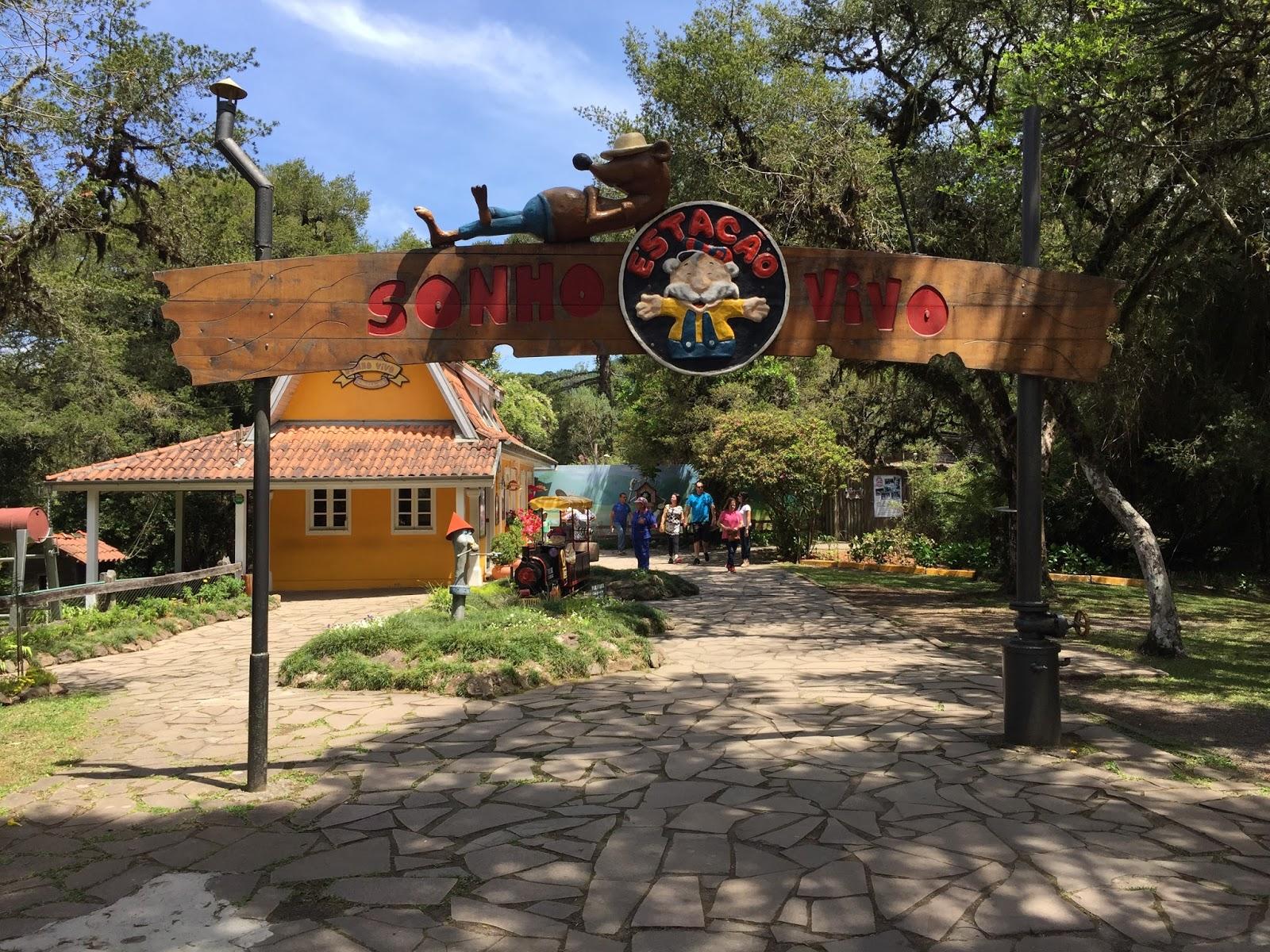 10 atrações no Parque Caracol