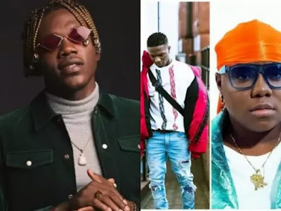 Nigerian Rapper Calls Out Wizkid And Teni For Stealing His Song