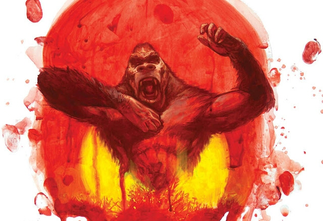 BOOM! Studios Reveals Kong: Gods of Skull Island One-Shot Comic.