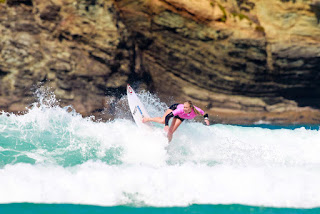 15 Ella Williams NZL Pantin Classic Galicia Pro foto WSL Laurent Masurel
