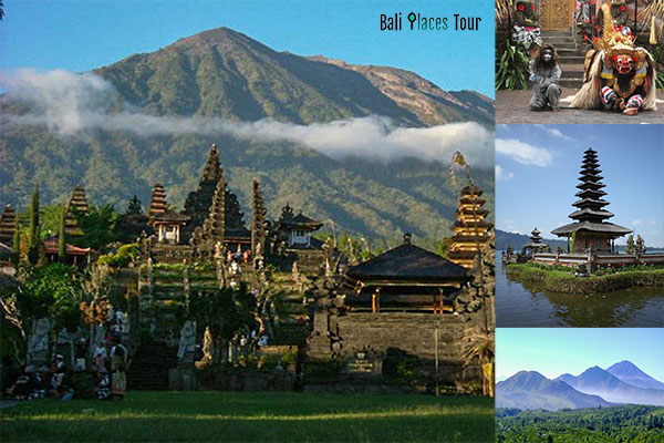 Bali Full Day Tour Packages One Day Itinerary To Top Bali Places Bali Places Tour