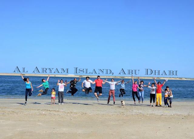 Al Aryam Island Abu Dhabi