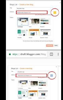 Cara membuat blog sendiri praktis tanpa repot