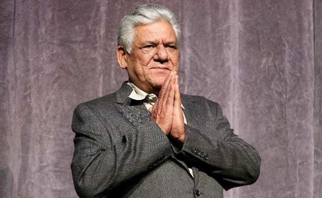Film Actor Om Puri Died while heart attack detail Photos