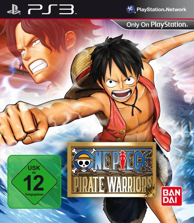 PS3 One Piece: Pirate Warriors   Download Game Full Iso