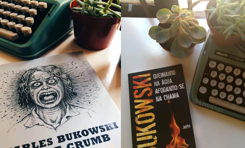 Charles Bukowski henry chinaski guia de leitura velho safado buk