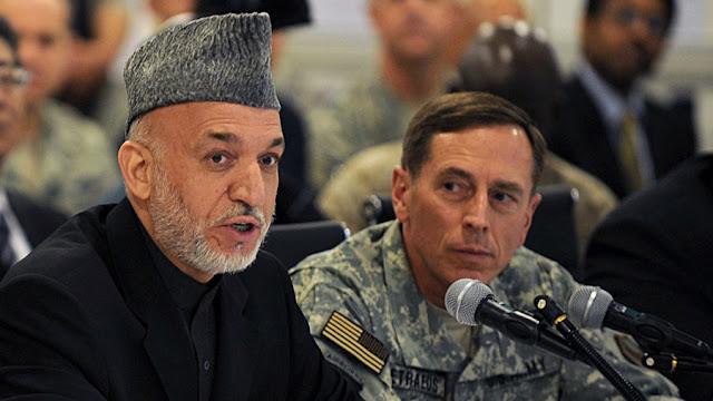 Na linha de frente: CIA no Afeganistão - MichellHilton.com