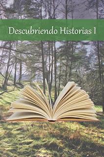 """Portada """"Descubriendo Historias 1"""" coautor Fransánchez"""