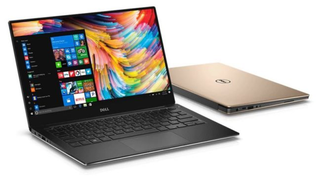 Specs and price of Dell XPS 13 (2018) Laptop