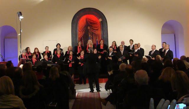 Η Δημοτική χορωδία Επιδαύρου συμμετείχε στο 3ο ΝΑΥΠΛΙΟ ARTIVA  Διεθνές χορωδιακό φεστιβάλ