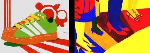 guaj boya çalışmaları dersleri örnekleri