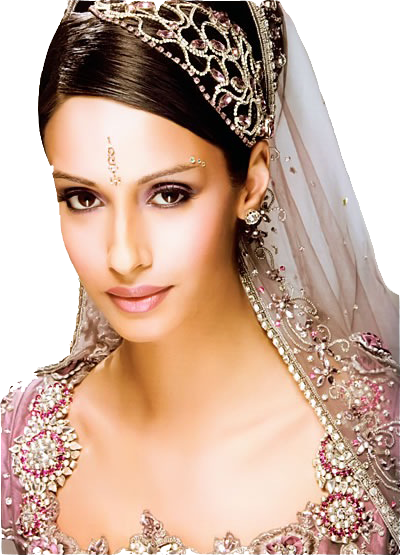 Indian Wedding Hairstyles For Long Hair Beautifull And