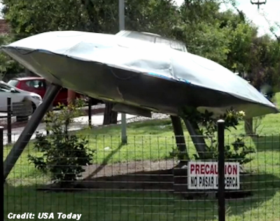 Argentina's International UFO Site, Home of Annual Festival