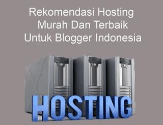 hosting murah dan terbaik di indonesia