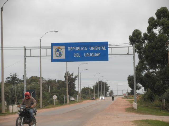 Extremo sul do Brasil, fronteira entre Brasil e Uruguai