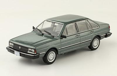 Volkswagen Corsar CD 1984 autos a escala