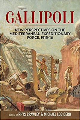 Gallipoli: New Perspectives On The Mediterranean Expeditionary Force, 1915-16