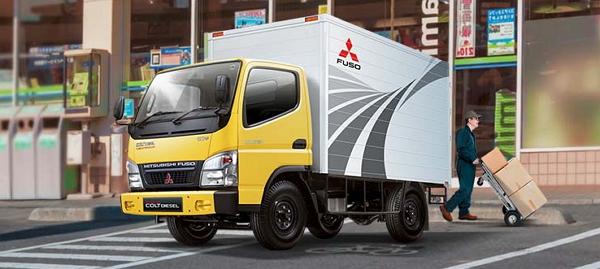 Mitsubishi Colt Diesel Super Economical