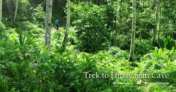 Trek to Hinayagan Cave Bislig - Schadow1 Expeditions