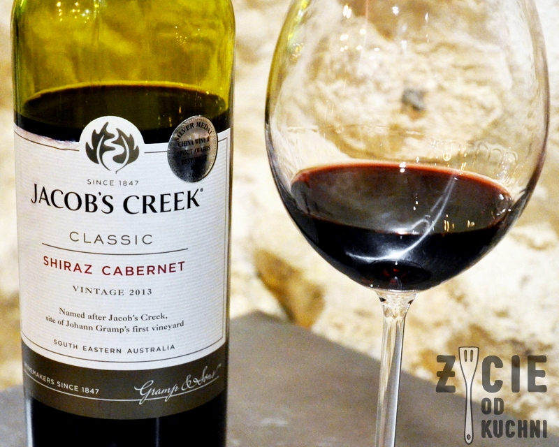 Jacob's Creek Classic Shiraz Cabernet, Jacob's Creek Classic Shiraz Cabernet 2013