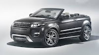 review RANGE ROVER Evoque Convertible 2016