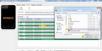 Cara Flash Oppo Joy R1001 dengan SP Flash Tool,Ini Caranya 5