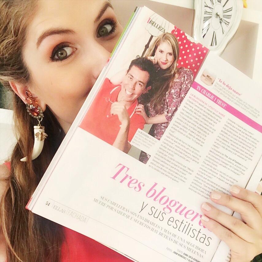 Revista Ellas, Panama