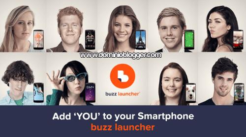 Buzz Launcher gratis para Android