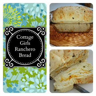 Ranchero Cheese and Pepper Bread