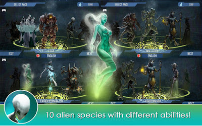 Download X-Core. Galactic Plague 1.17 APK for Android