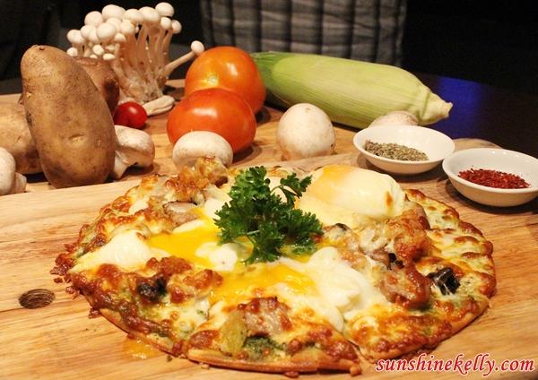 Dad's Breakfast Pizza, White Horse Tavern Ampang, White Horse Tavern, Bar & Restaurant, Amp Walk Mall