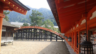 Templo en Miyajima