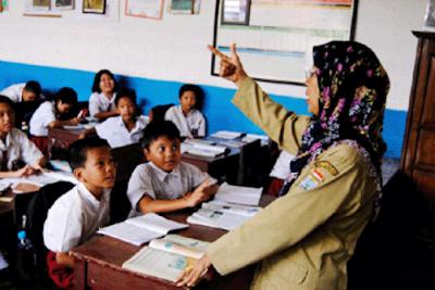 Guru Jangan Hanya Mengejar Karir Sebagai PNS
