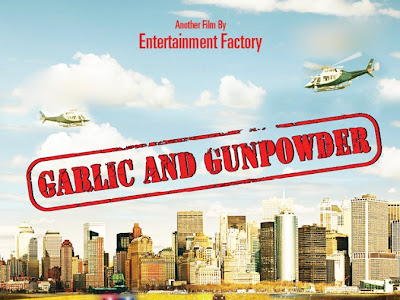 Garlic & Gunpowder - Steven Chase