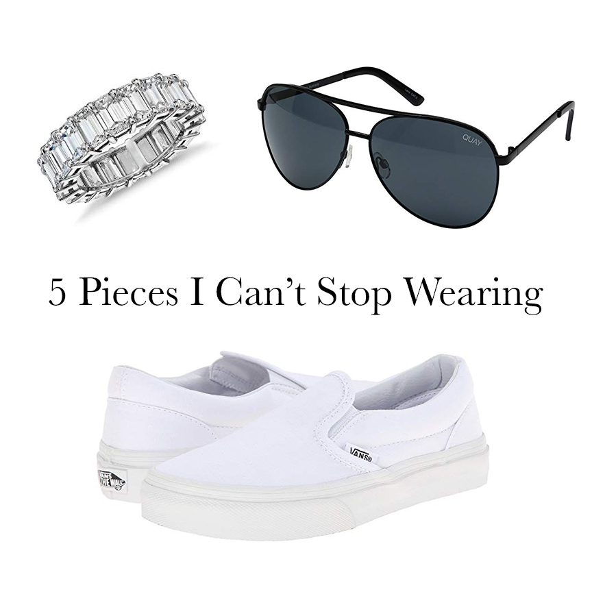 5 Pieces I Can't Stop Wearing