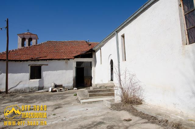 St. Petka church in Skochivir village, Municipality of Novaci