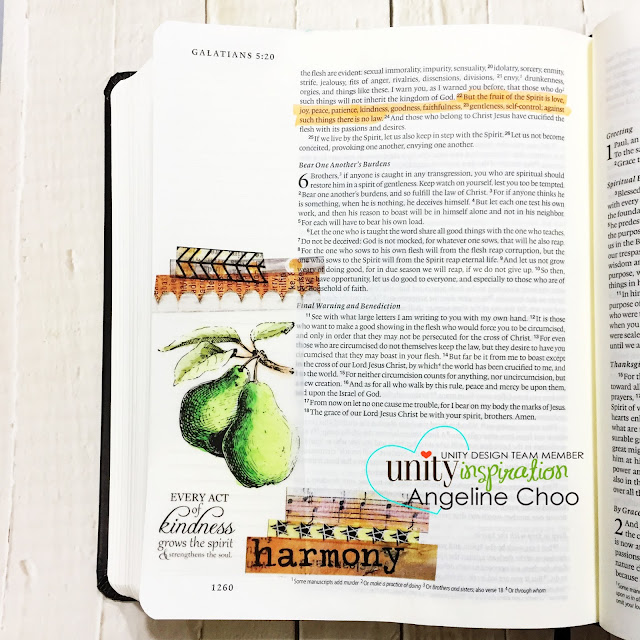 ScrappyScrappy: Unity Stamp Blog Hop with Graciellie Designs #scrappyscrappy #unitystampco #gracielliedesigns #stamp #stamping #quicktipvideo #processvideo #youtube #craft #crafting #scrapbook #scrapbooking #biblejournaling #documentedfaith #illustratedfaith #bibleverse #copicmarkers #adornit