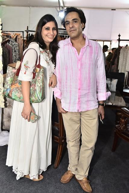 Divya Chauhan + Viraj Mahajan