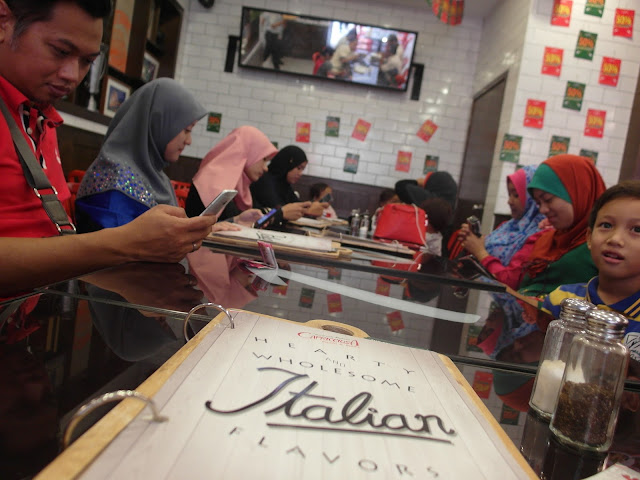 Capricciosa Sunway Putra Mall