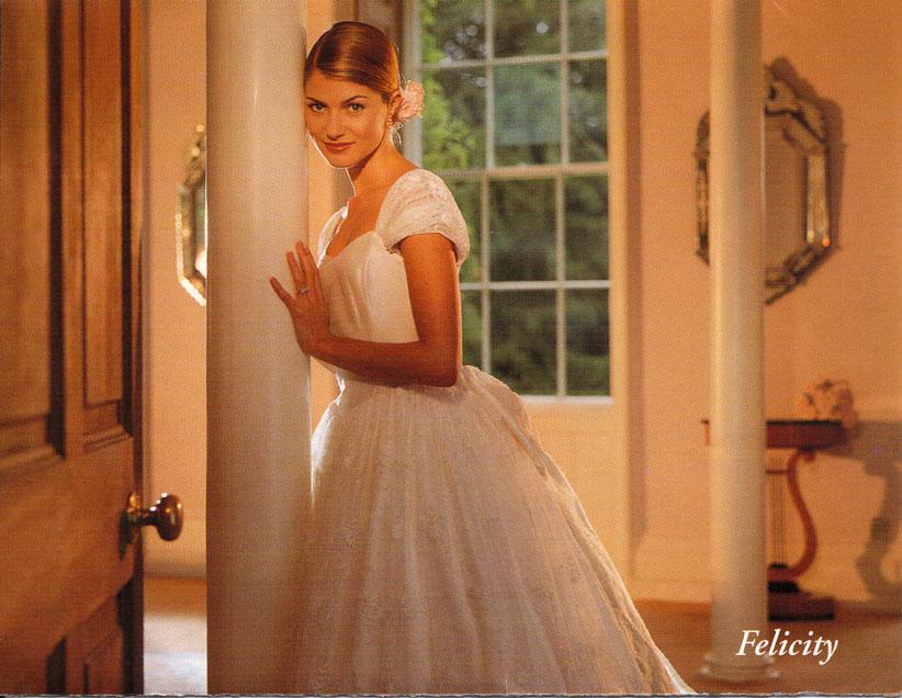 Fiber Of My Being Laura Ashley Brides