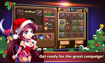 Brave Fighter V1.4.0 MOD APK Unlimited Money
