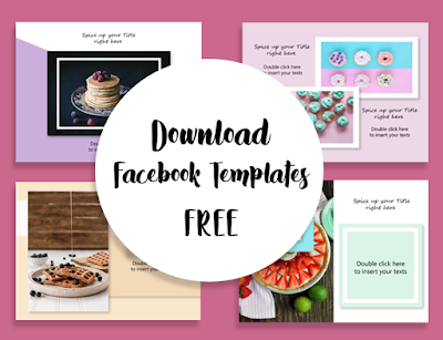Download Facebook Templates 2018