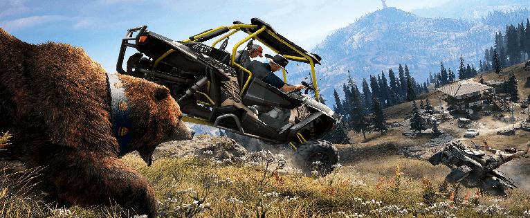 تحميل لعبة Far Cry جميع الإصدارات مجانا للكمبيوتر برابط مباشر