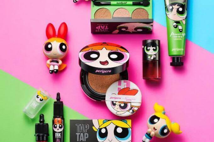 maquiagem meninas superpoderosas