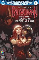 DC Renascimento: Batwoman #5