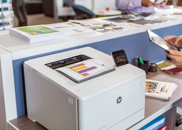 Printer HP LaserJet Pro M452dn - Google
