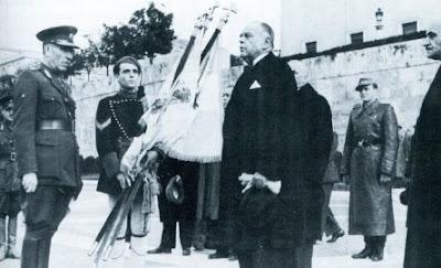 Επτά πολιτικές οικογένειες της Ελλάδας που οι πρόγονοί τους συνεργάστηκαν με τους ναζί