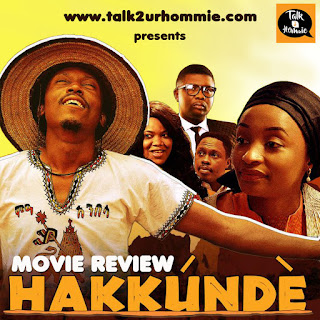 Cover picture of Hakunde movie review