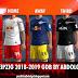 PES 2013 RB Leipzig 2018/19 kits by AbdoLGR